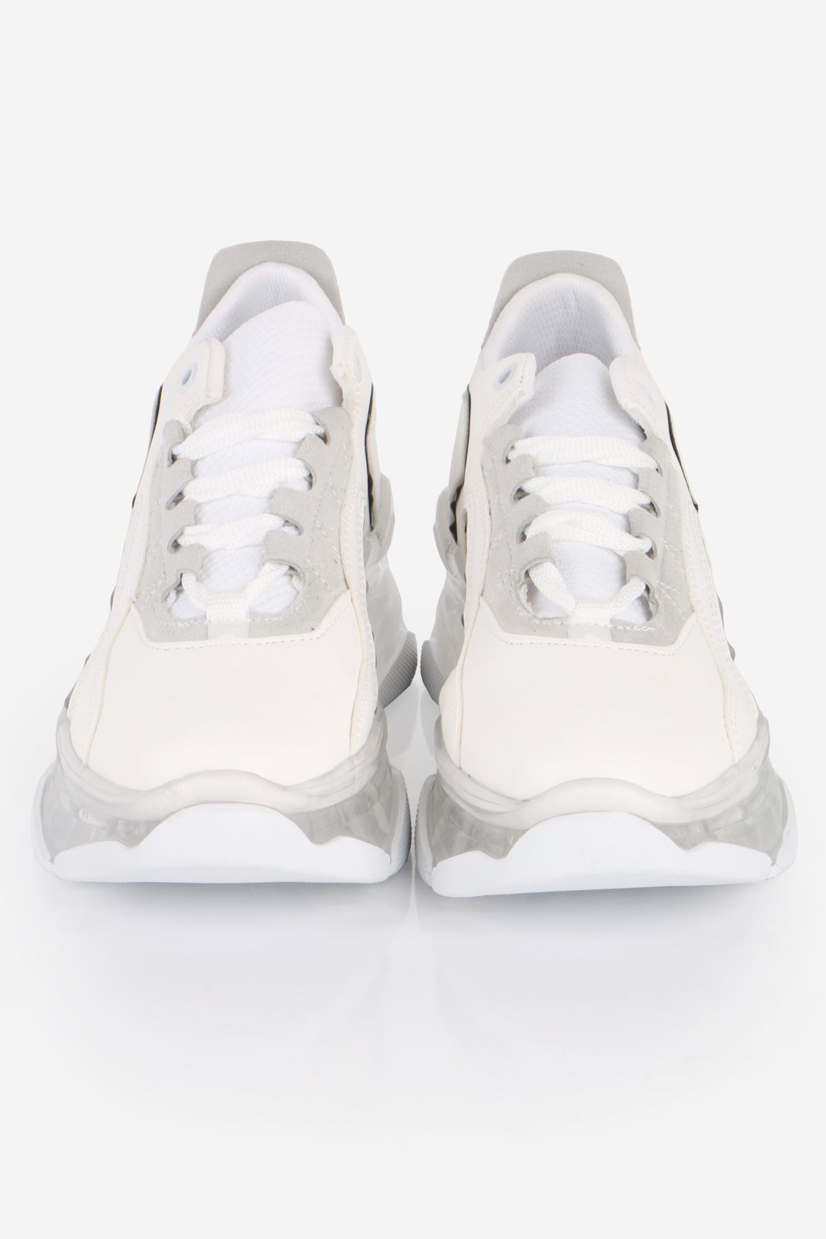 Beyaz Spor Sneaker