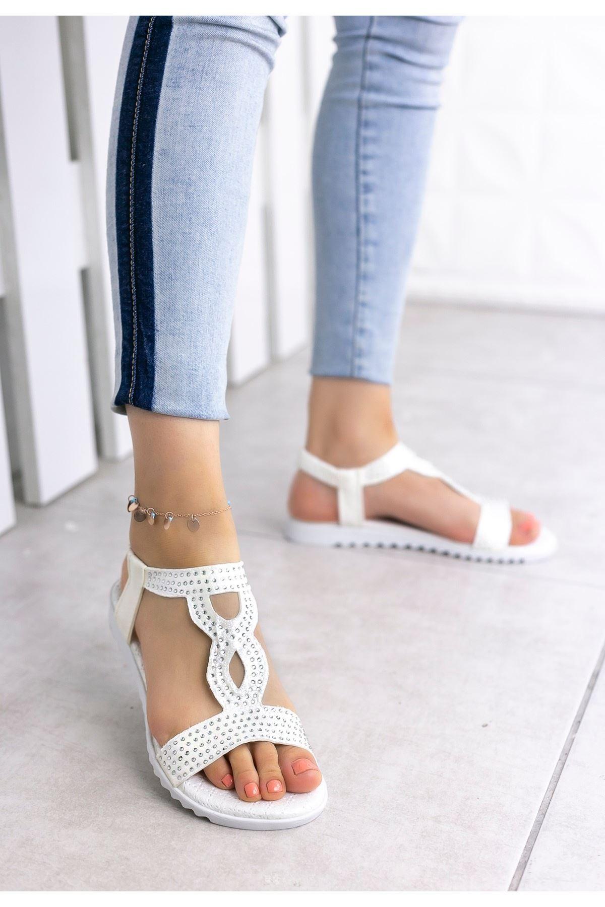 Jocelyn Sedef Cilt Sandalet