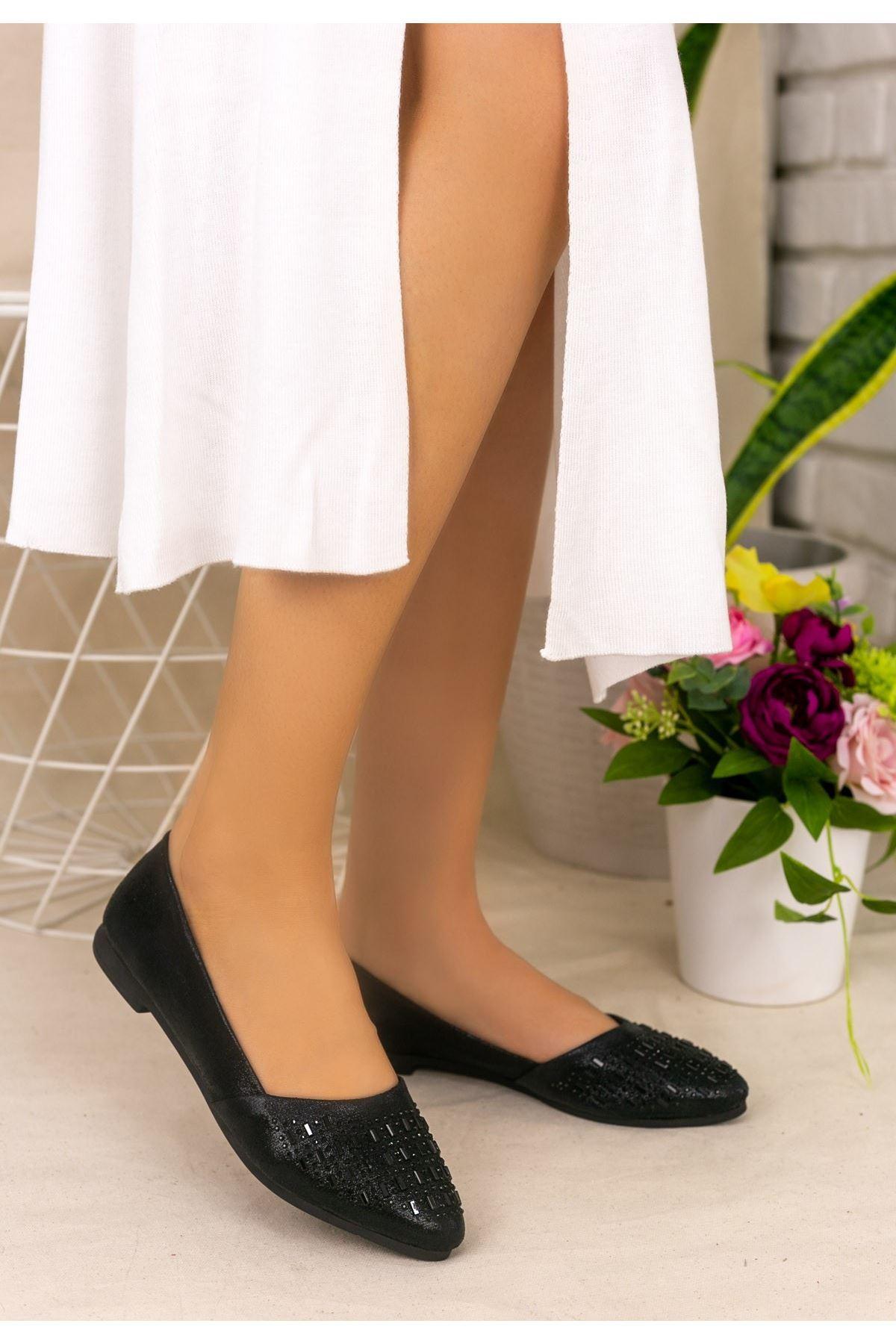 Alisa Siyah Cilt Babet