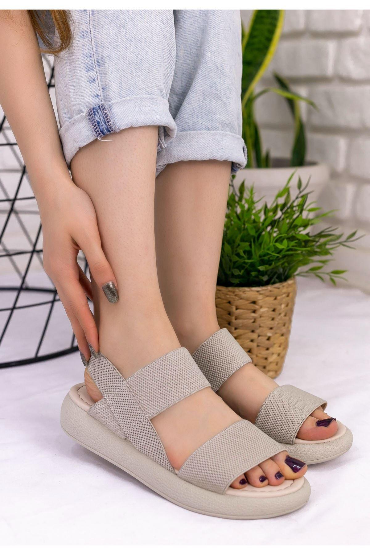 Margine Vizon Sandalet